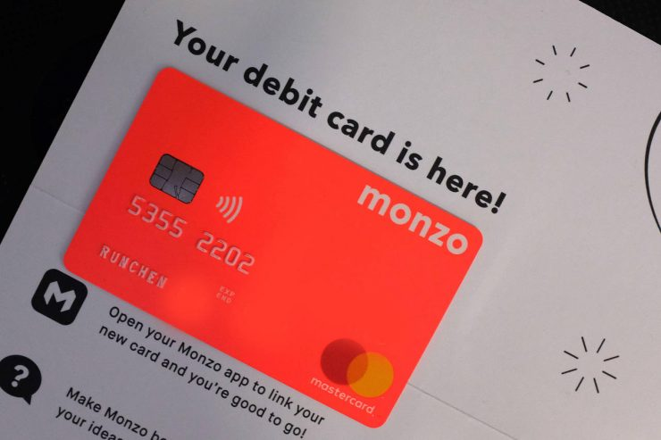Monzo Bank Account Registration from Pakistan
