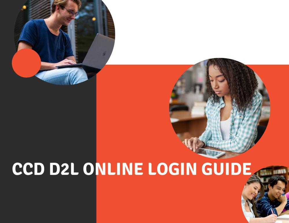 Ccd d2l Online Login Guide (2020)