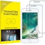 Screen Protector for Apple iPhone 8 Plus and iPhone 7 Plus