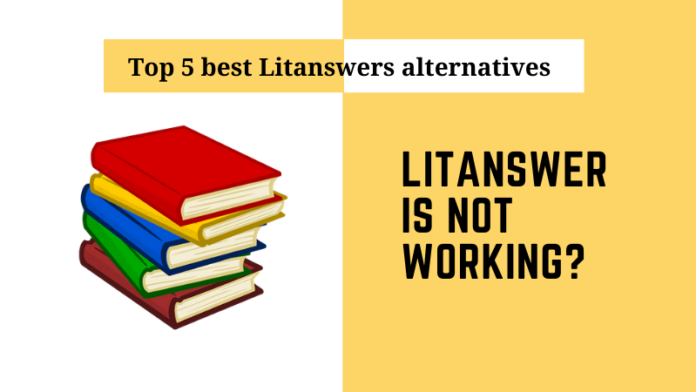 Top 5 best Litanswers alternatives